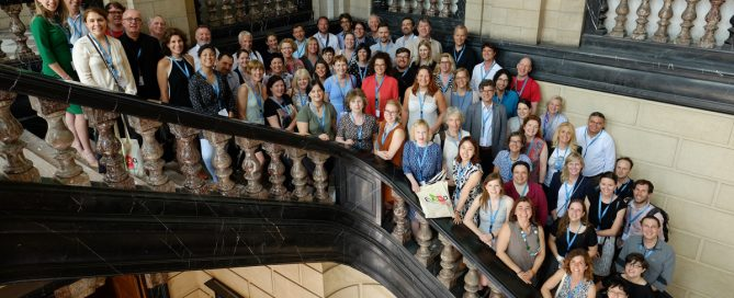 Eusea (European science events association) annual conference 2017 in Leuven.